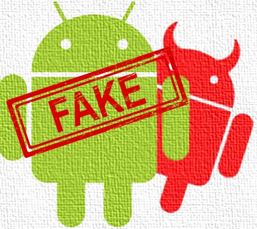 Fake apps on Google Play Store