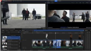 Hit Film Express Free Paid video editing software