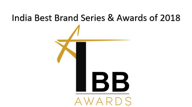 India Best Brand Series & Awards of 2018