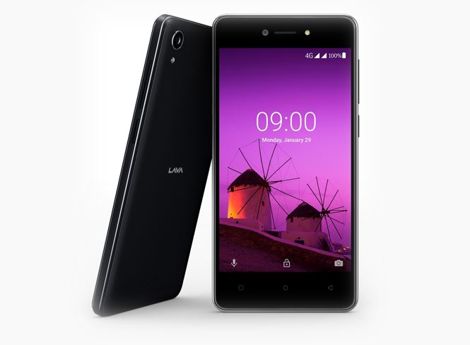 LAVA Z50 Smartphone Full Specifications and Features