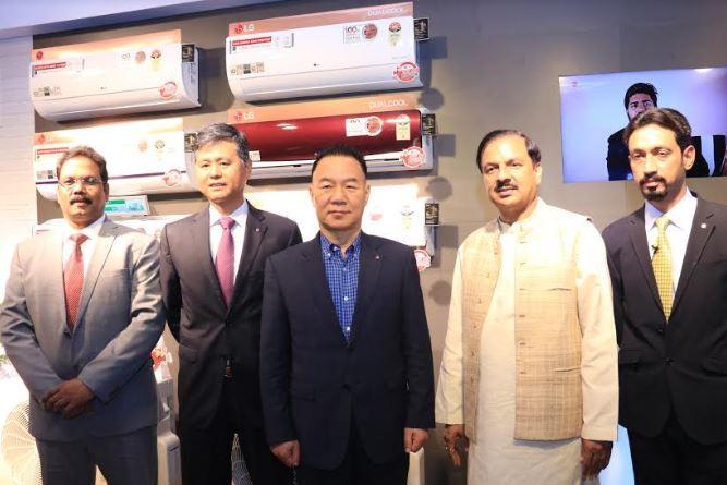 LG invertor AC 2018 launch