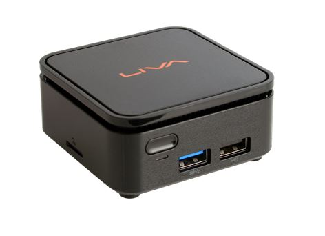 LIVA Q Mini PC USB 3.1