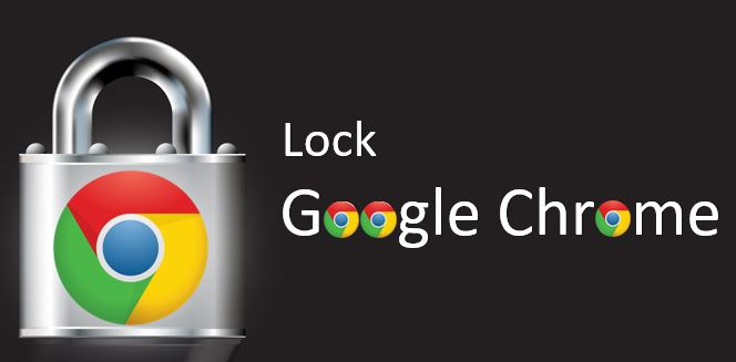Lock Google Chrome using password on every startup