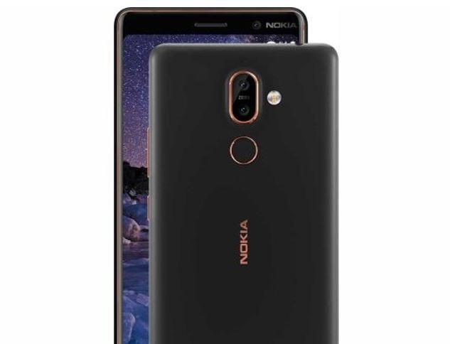 Nokia 7 Plus camera image