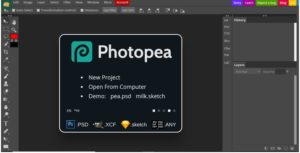 Photopea Online Photo Editor