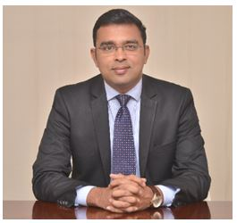 Prasanna Sarambale CEO, Data Center business and Group Head – Business Development, Sterling and Wilson