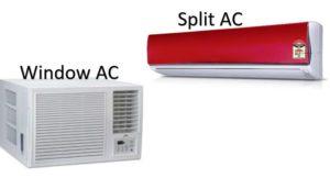 Split ac or Window AC buying guide