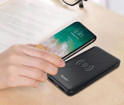 Toreto Zest Pro Wireless Power Bank