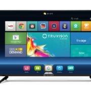 Truvison 40inch, Smart LED HD TV, TX408Z