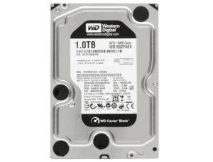 WD Black Hard drive