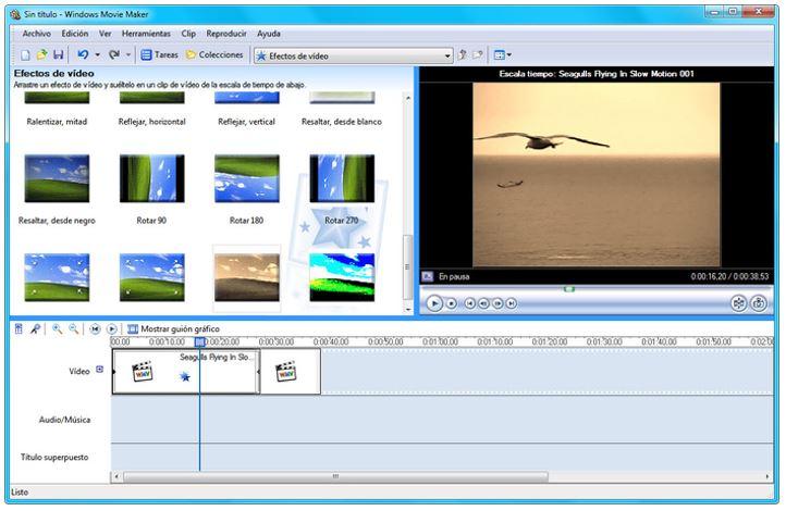 Windows Movie Maker (Free – Paid) videos editor