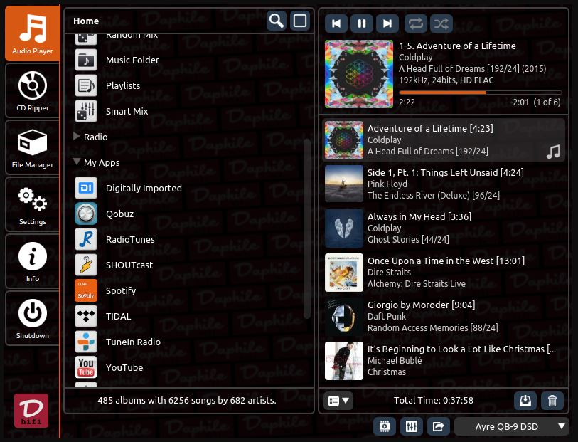 14 Best Open source and free Music Server Software | H2S Media