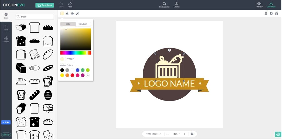 free logo service