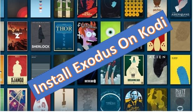 install Exodus on KODI latest version