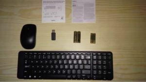 logitech mk220 specification