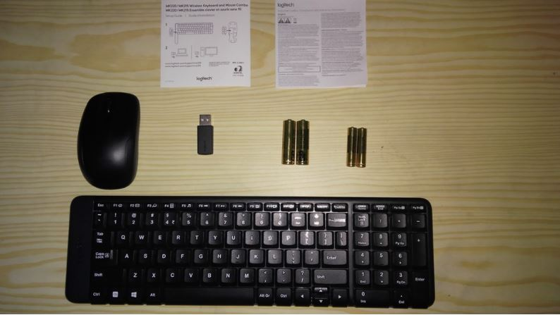 Logitech Mk220 Review Keyboard And Mouse Combo H2s Media
