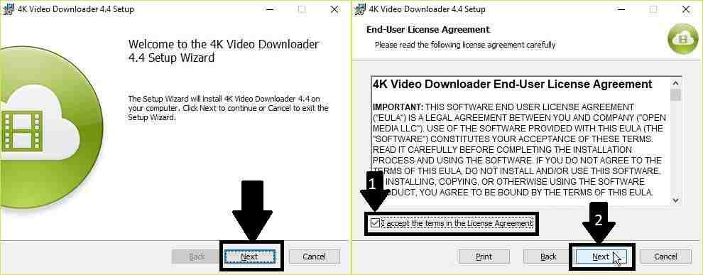 4K Video Downloader from Youtube.