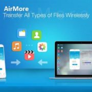 AirMore transfer all types of files wirelessly