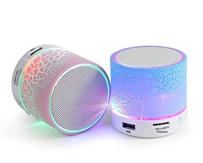 Bluetooth speaker headphone