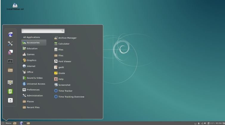 Debian Linux Distro System Requirements