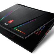 GE Raider RGB Edition gaming laptop
