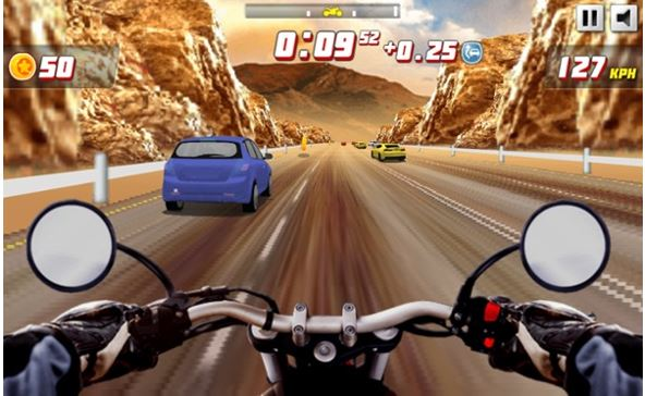 Highway Rider Extreme free online game play