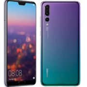 Huawei P20 Pro smartphone wiith triple camera
