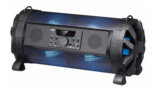 JVC Hip Hop Boomblaster RV-Y 40 speaker