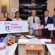 LG organised Global IT Challenge for Youth with Disabilities