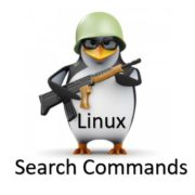 Linux Search commands to find files