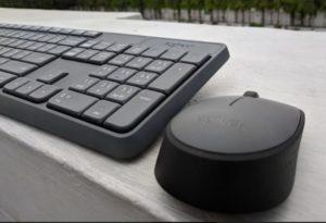 Logitech Hindi Keyboard
