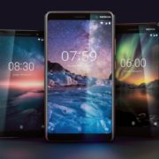 Nokia 8 Sirocco, Nokia 7 Plus & The New Nokia 6 2018 Specifications