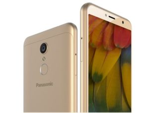 Panasonic Eluga Ray 550Key Features and Specifications