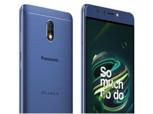 Panasonic Eluga Ray 700 Smartphone Face Unlock Feature