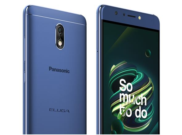 Panasonic Eluga Ray 700 Smartphone Face Unlock Feature
