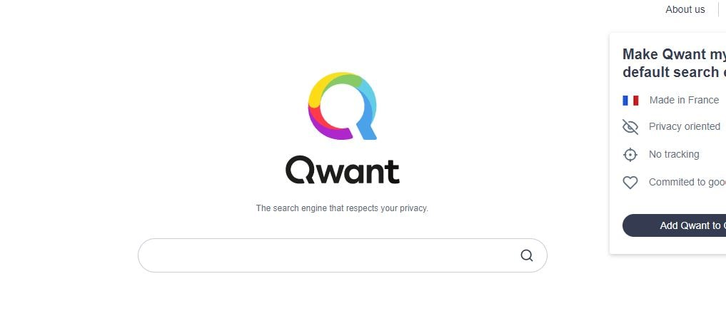 Qwant secure browser-min