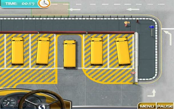School Bus License 3 -Simulator Game