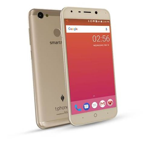 Smartron tphone P Gold Edition Smartphone