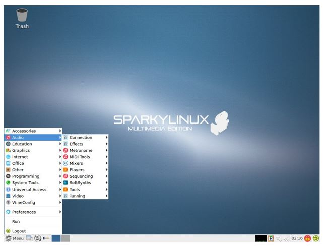 Sparky fastest Linux Distro