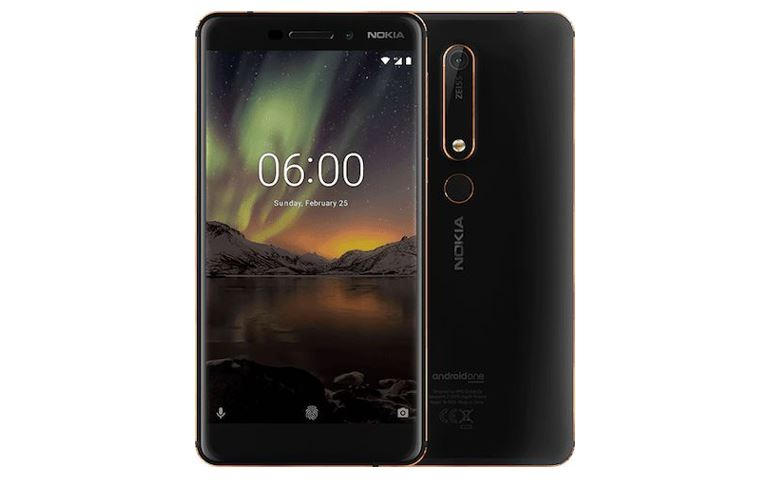 The new Nokia 6 2018 smartphone specifications