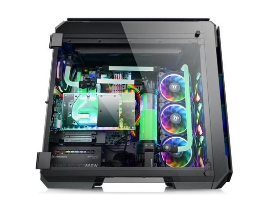 View 71 Tempered Glass Edition Full Tower Chassis