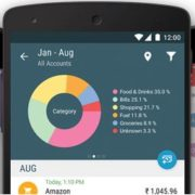 Walnut Money Manager  free budgeting app