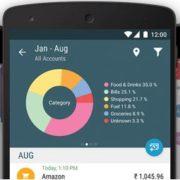 Walnut Money Manager free budgeting app