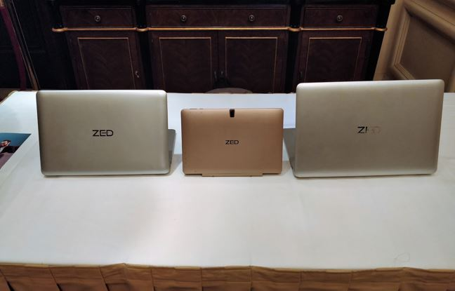 i-Life 'Zed' series Laptops