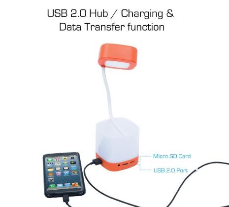 toreto glare mobile charger