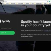 How to Use Spotify music in India or other countries