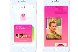 A Take on Tinder's Places- Finding a match in the other corner of the town