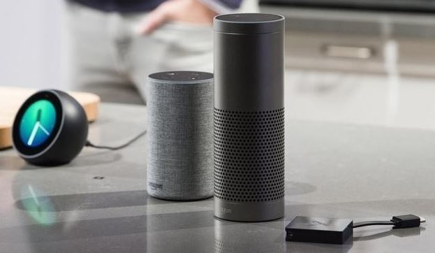 Alexa voice recognition capabilities