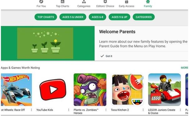 Android apps infringe children's privacy