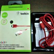 Belkin Mixit USB-C to USB-A charge